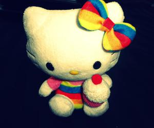 awesome, hello kitty, and cool image
