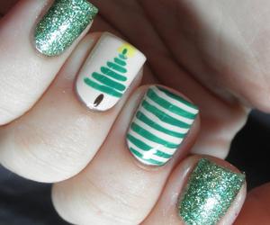 chrismas, cool, and nails image