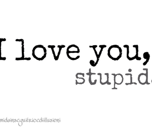 heart, I Love You, and stupid image