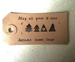 christmas, wish, and xmas image