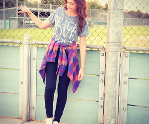 bethany mota, macbarbie07, and outfit image