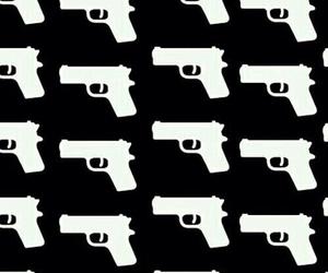 gun, wallpaper, and background image