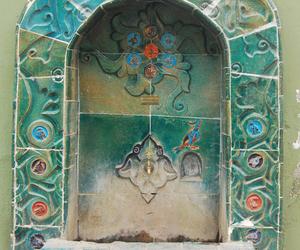 architecture, fountain, and ottoman image