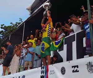 world champion and gabriel medina image