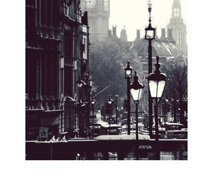 bus, london, and love image