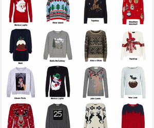 girly, christmas sweaters, and cute image