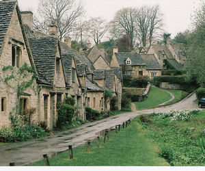 vintage and village image