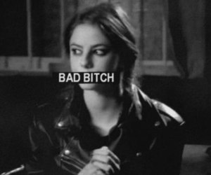 bitch, KAYA SCODELARIO, and skins image