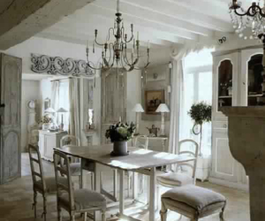 decor and shabby chic image