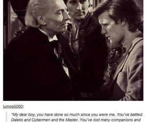 doctor who, matt smith, and bbc image