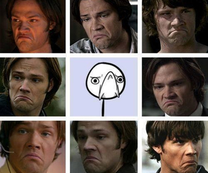 supernatural, sam winchester, and Sam image