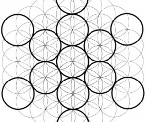 flower of life symbol, flower of life, and flower of life wallpaper image