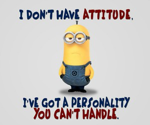 minions and personality image