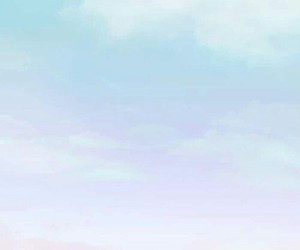 wallpaper, blue, and pastel image