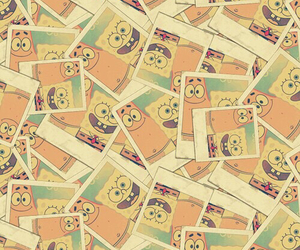 wallpaper, patrick, and bob esponja image