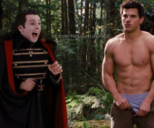 breaking dawn, jacob, and funny image