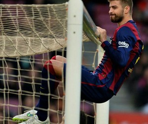 Barca, fc barcelona, and pique image
