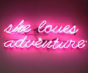 adventure, loves, and she image