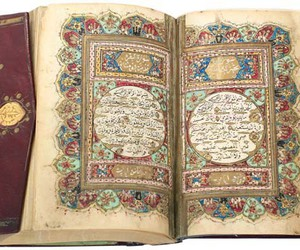 art, books, and islam image