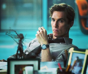 true detective, matthew mcconaughey, and handsome image