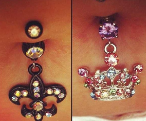 body jewelry and Piercings image