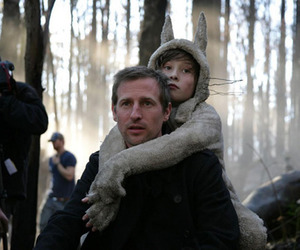 where the wild things are and spike jonze image