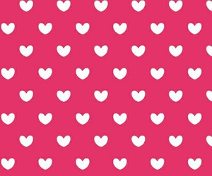 Dream, heart, and pink image