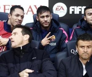 neymar, adriano, and rafinha image