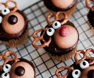 baking, christmas, and eyes image