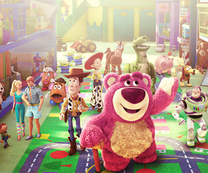 toy story, toy story 3, and toys image