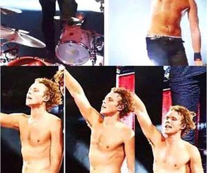 ashton irwin, ashton, and 5 seconds of summer image