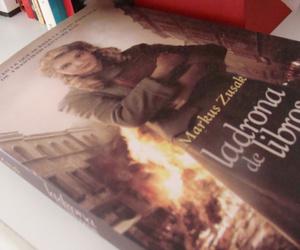 book, thebookthief, and markuszusak image
