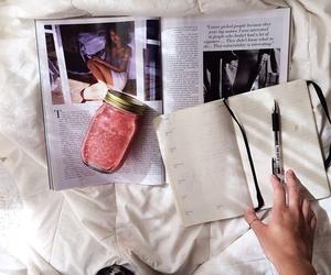 magazine, book, and tumblr image