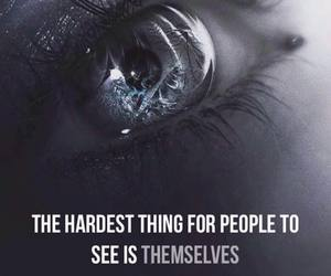 quotes, eyes, and people image