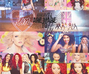little mix, jade, and Leigh image