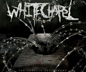 whitechapel and deathcore image