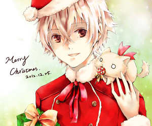 63 images about ♛ Anime Merry Christmas ♛ on We Heart It | See ...