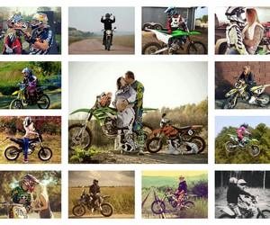 boys, racing, and YAMAHA image