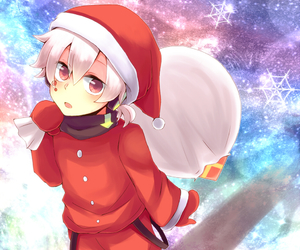 62 images about ♛ Anime Mery Christmas ♛ on We Heart It | See ...