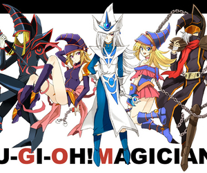 anime, serie, and yugioh image