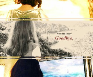 goodbye, narnia, and the pevensies image