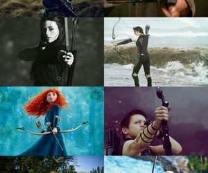 archer, archery, and Avengers image