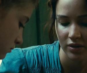 Jennifer Lawrence, prim, and katniss image