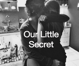 our little secret and wattpad image