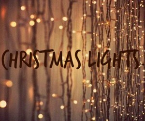 beautiful, christmas, and christmas lights image