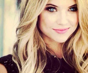 ashley benson, pretty little liars, and pll image