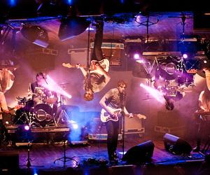 concert, gig, and light image