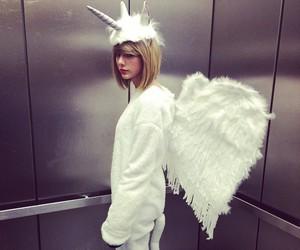 Taylor Swift, unicorn, and Halloween image