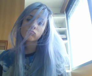 grunge, hair, and cute image