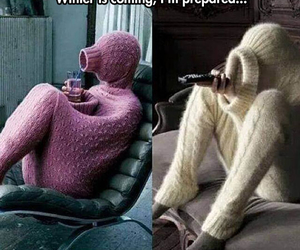 clothing, cold, and posts image